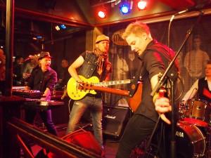 Vili, Juhana & Markus @Mulligan's